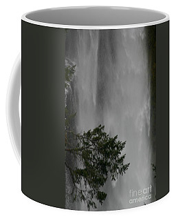 Swept Away Coffee Mug by Marie Neder