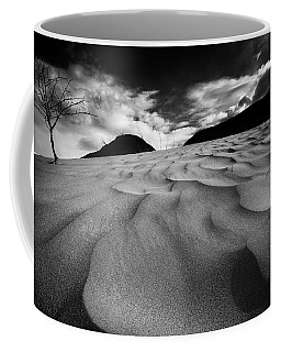 Swerves And Curves In Jasper Coffee Mug