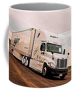 Swift Digital Art Painting #2b Coffee Mug