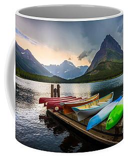 Swiftcurrent Canoes Coffee Mug
