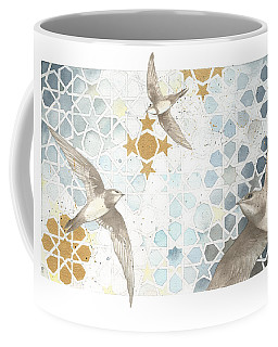 Swifts Of Cihangir Coffee Mug