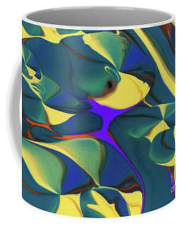Swim To Freedom Coffee Mug