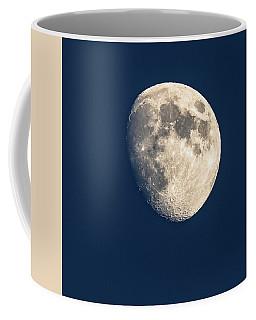 Swimming In The Deep Blue  Coffee Mug
