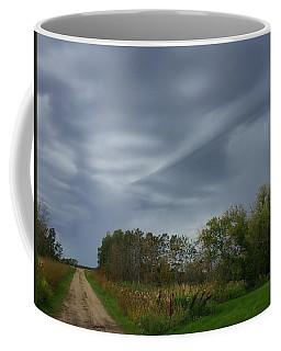 Swirel Coffee Mug