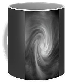 Coffee Mug featuring the photograph Swirl Wave Iv by David Gordon