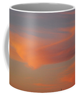 Swirling Clouds In Evening Coffee Mug