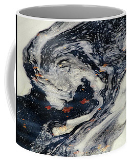 Swirling Current Coffee Mug