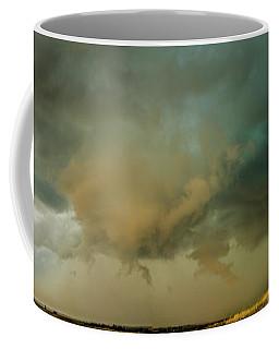Swirling Nebraska Supercells 001 Coffee Mug