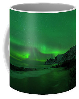 Swirling Skies And Seas Coffee Mug