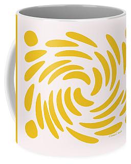 Swirls N Dots S3 Coffee Mug