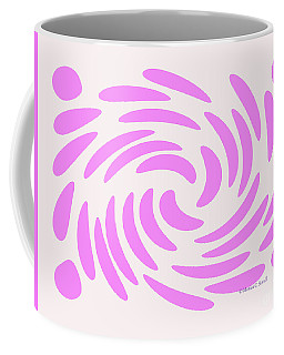 Swirls N Dots S4 Coffee Mug