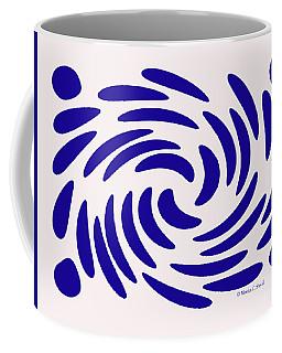 Swirls N Dots S7 Coffee Mug
