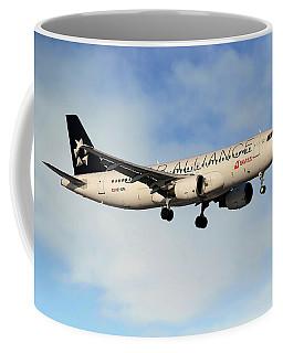 Swiss Airbus A320-214 Coffee Mug