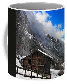 Swiss Barn Coffee Mug