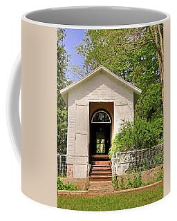 Swiss Chapel Outside Coffee Mug by Trey Foerster