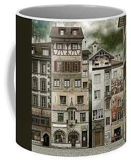 Swiss Reconstruction Coffee Mug