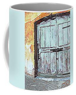 Switzerland Mint Door Coffee Mug