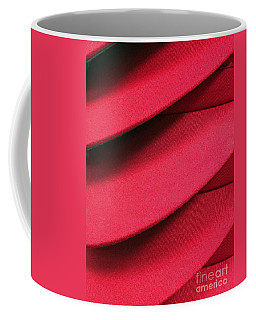 Coffee Mug featuring the photograph Swooshes And Shadows by Rick Locke