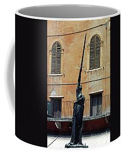 Sword Of Freedom Coffee Mug