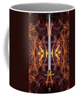 Sword Of Tomorrow Coffee Mug