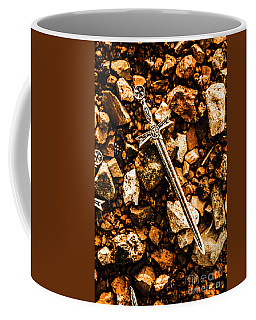 Swords And Legends Coffee Mug