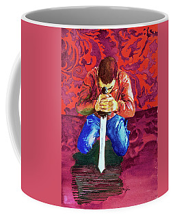 Swords On The Playground Coffee Mug