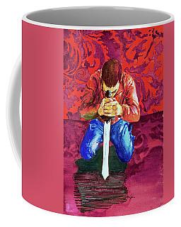 Swords On The Playground Coffee Mug