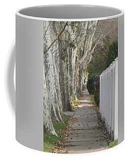Sycamore Walk Coffee Mug