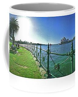 Sydney Australia Panorama Coffee Mug