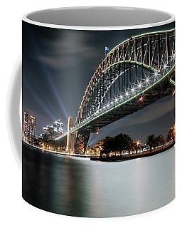 Sydney Harbour Lights Coffee Mug