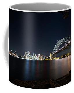Sydney Harbour Silk Coffee Mug