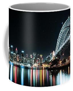 Sydney Harbour Sparkle Coffee Mug
