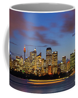 Sydney Harbour Sunset Coffee Mug