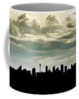 Sydney Skyline Coffee Mug