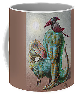 Symbiotics Coffee Mug