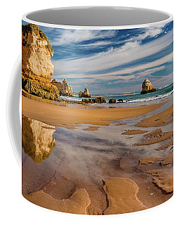 Coffee Mug featuring the photograph Symmetry by Dmytro Korol