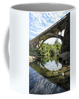 Coffee Mug featuring the photograph Symmetry by Sean Sarsfield