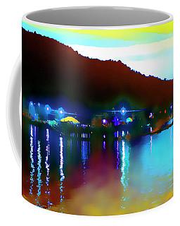 Symphony River Coffee Mug