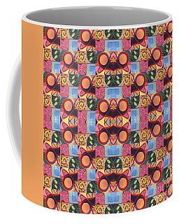 Synchronicity - A  T J O D 1 And 9 Arrangement Coffee Mug