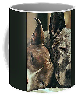 Synchronized Dreaming Coffee Mug
