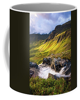Synclavier Foothills Coffee Mug