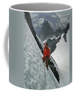 T-202707 Eric Bjornstad On Howser Peak Coffee Mug