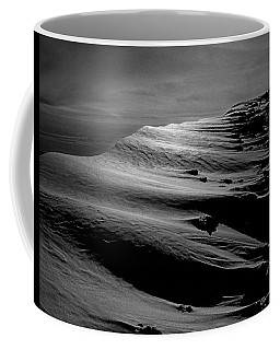 T-213312 Windblown Ice On Humphreys Peak Coffee Mug