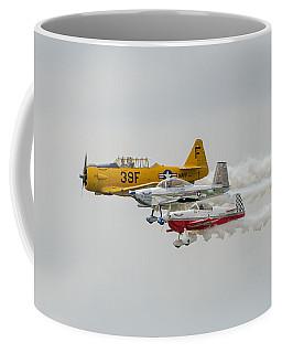 T-6 Texan   Rv-8   Dr-107 Coffee Mug