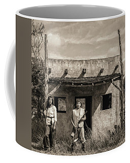 T And Frank Coffee Mug