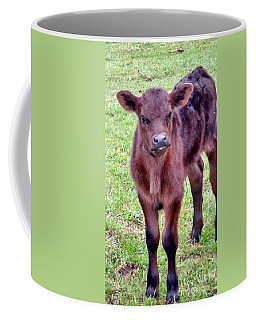 Coffee Mug featuring the photograph T-bone by Mark McReynolds
