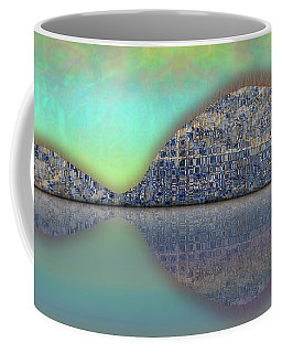 Necks Connected Coffee Mug by Steve Sperry