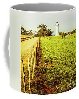 Table Cape Lighthouse Coffee Mug