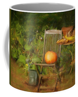 Table For One Coffee Mug by Colleen Taylor