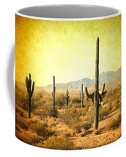 Table Moumtain Vintage Western Coffee Mug